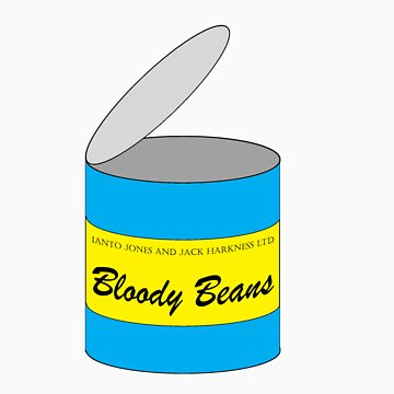 Bloody Beans! by Posshy