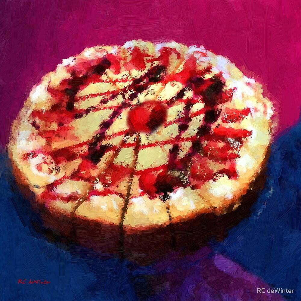Strawberry Sin by RC deWinter