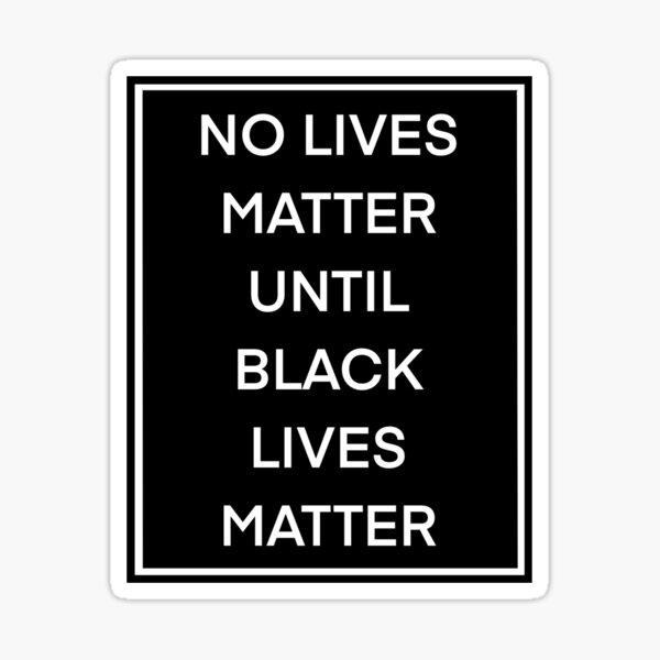 Thatlilcabin hashtag BLACK LIVES MATTER 8 Vinyl Sticker Decal HM1757 #BLM