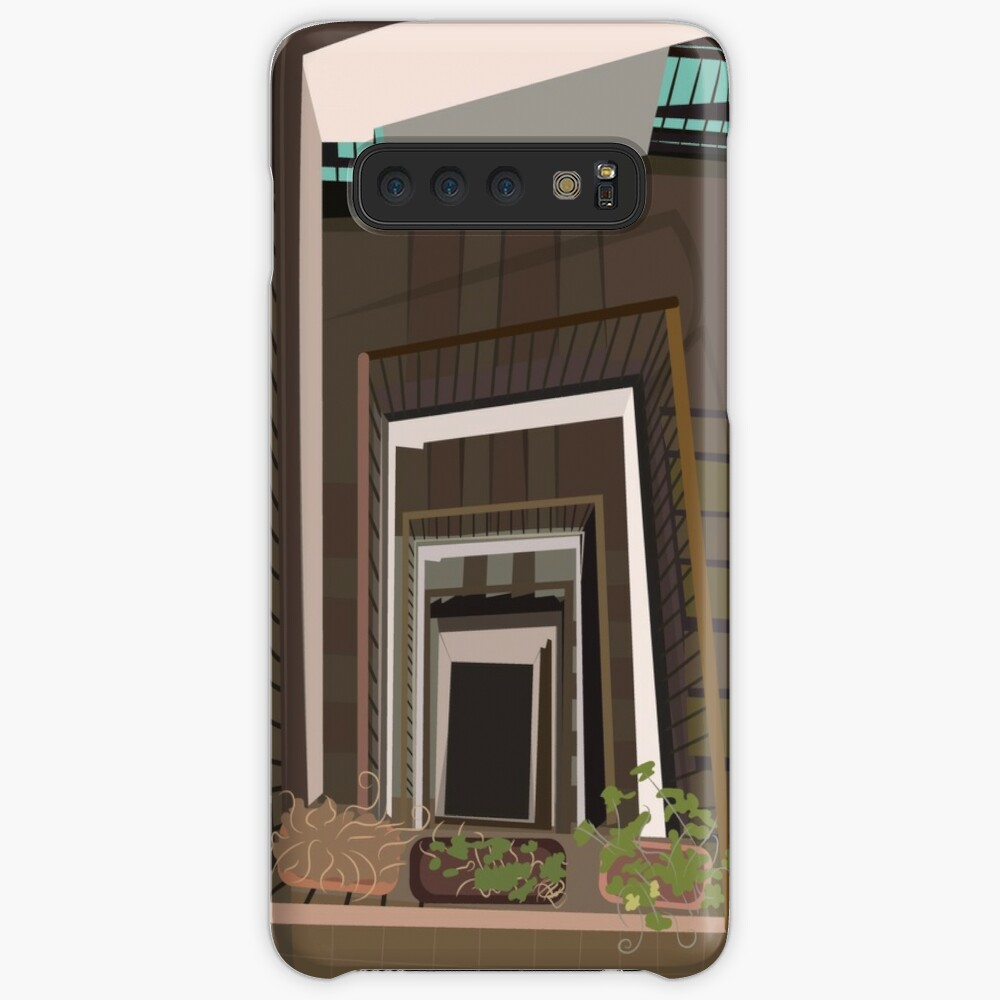 Staircase Case & Skin for Samsung Galaxy