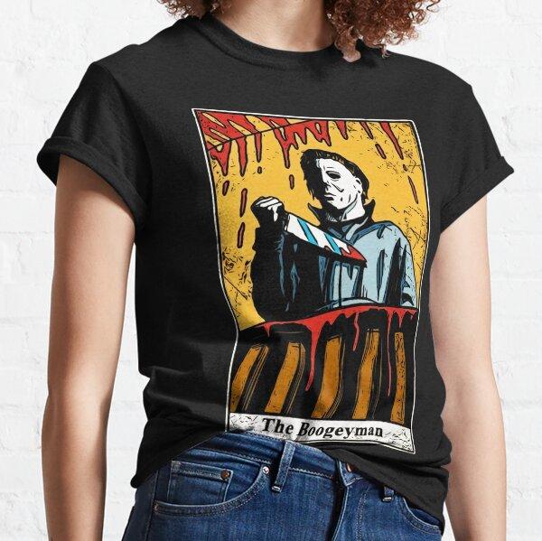 Horror Slasher Michael Boogeyman Classic T-Shirt