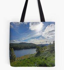 Loch Beinn a' Mheadhoin Tote Bag