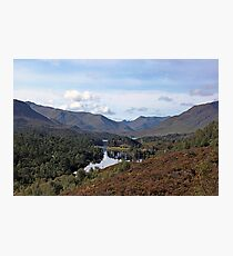 Glen Affric Photographic Print