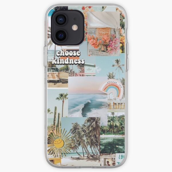 summer collage iphone case wallpaper iPhone Soft Case
