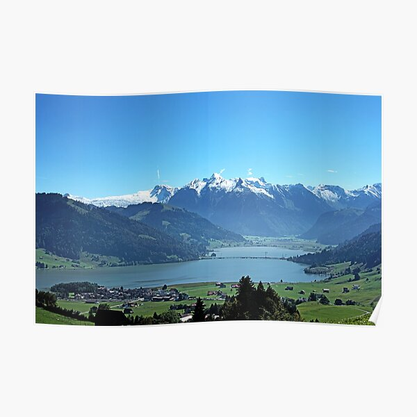 Alpine Wonderland Poster