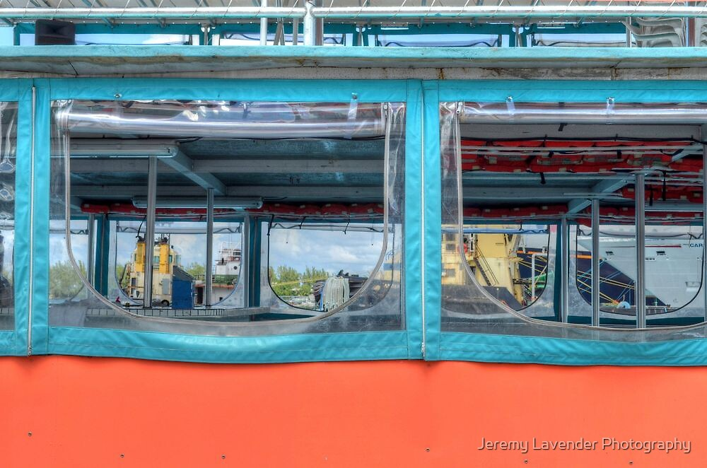 Through The Windows - Nassau, The Bahamas by Jeremy Lavender Photography
