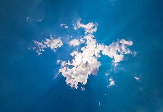 Sun Burst  by Kuzeytac