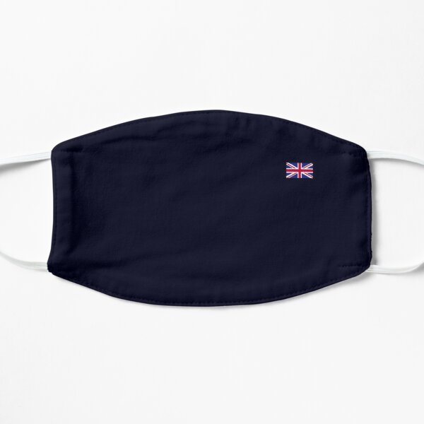 United Kingdom England Great Britain Flag Mask