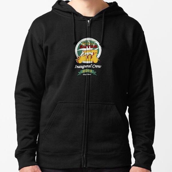 Kings Island Antiques 2019 Crew  Zipped Hoodie