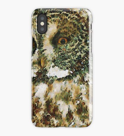 The Glaucus Owl iPhone Case