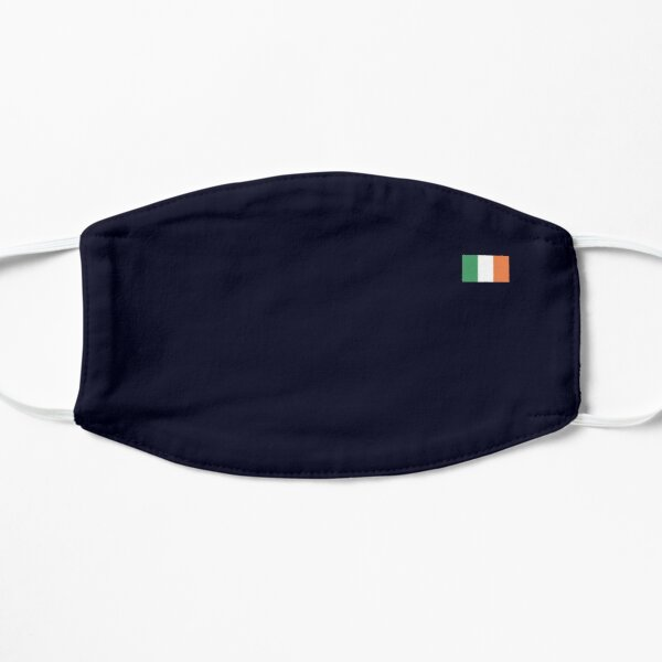 Ireland flag Mask