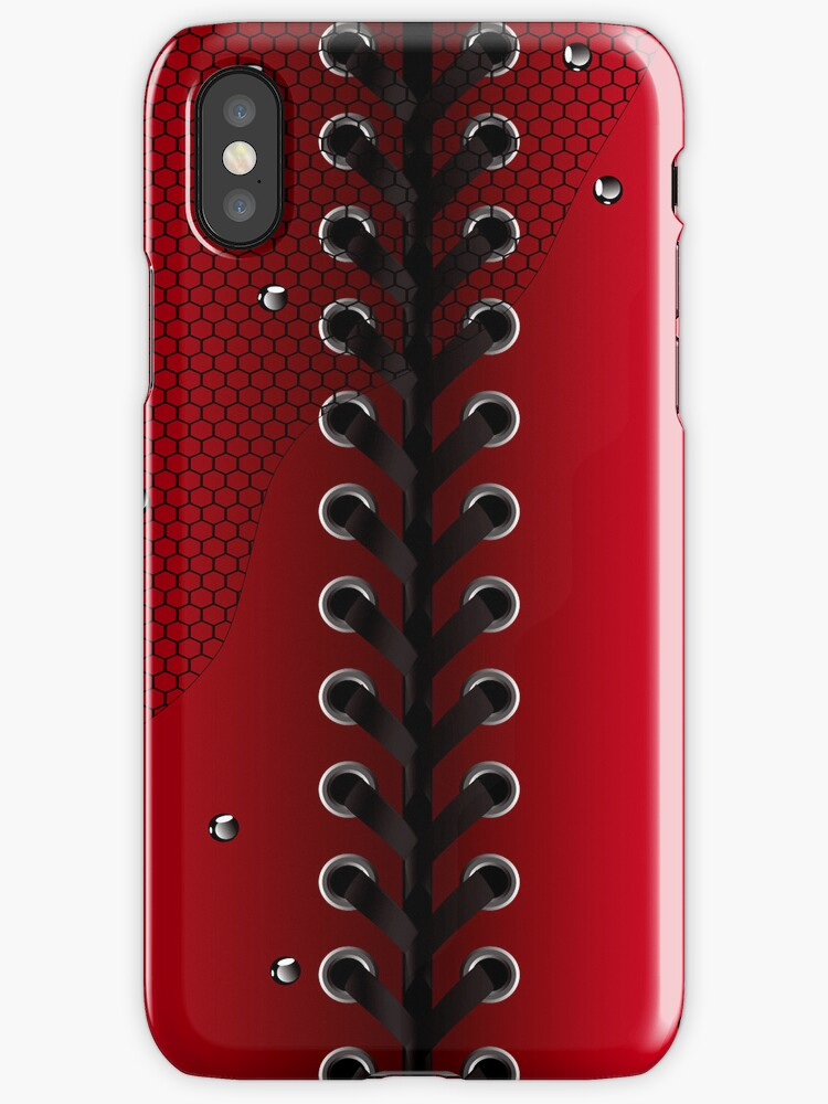 Female Retro Lace Corset iPhone 4 / iPhone 5 Case / Samsung Galaxy Cases  by CroDesign