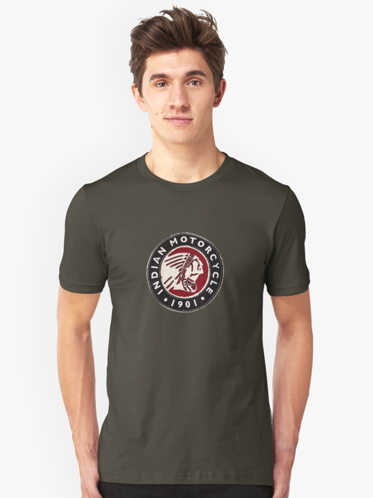 indian classic 4 Unisex T-Shirt Front