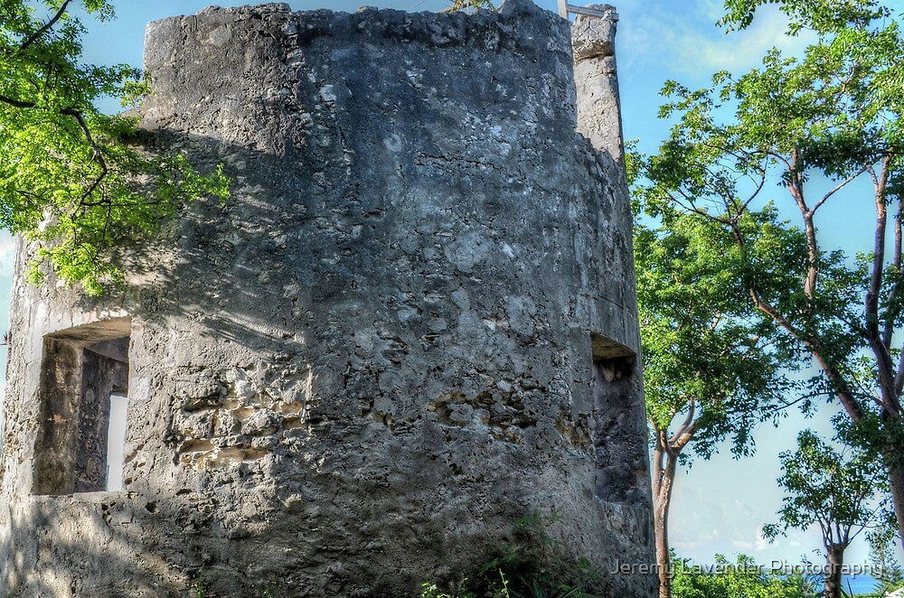 Quot Blackbeard S Tower In Eastern Nassau The Bahamas Quot By
