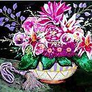 Marna Flower by Clayt Stahlka