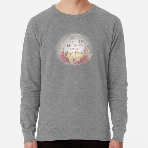 """""""one piece at a time """" Lightweight Sweatshirt by lovely ..."""