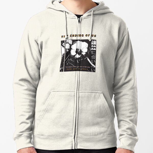 Gleipnir ''THE END IS NEAR'' V2 Zipped Hoodie