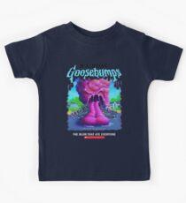 Gänsehaut Der Blob, der alle aß Kinder T-Shirt