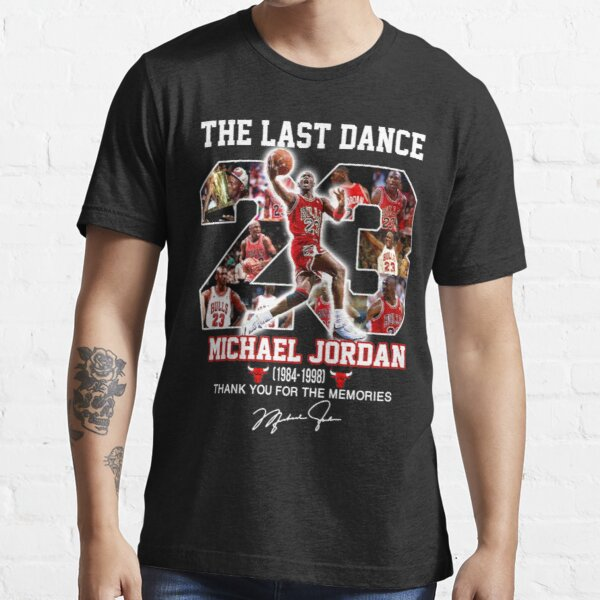 The Last Dance Michael Jordan Essential T-Shirt