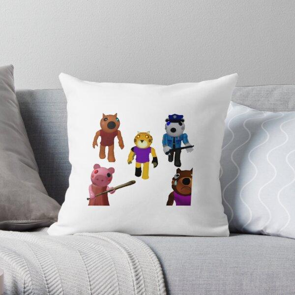Roblox - Piggy Throw Pillow