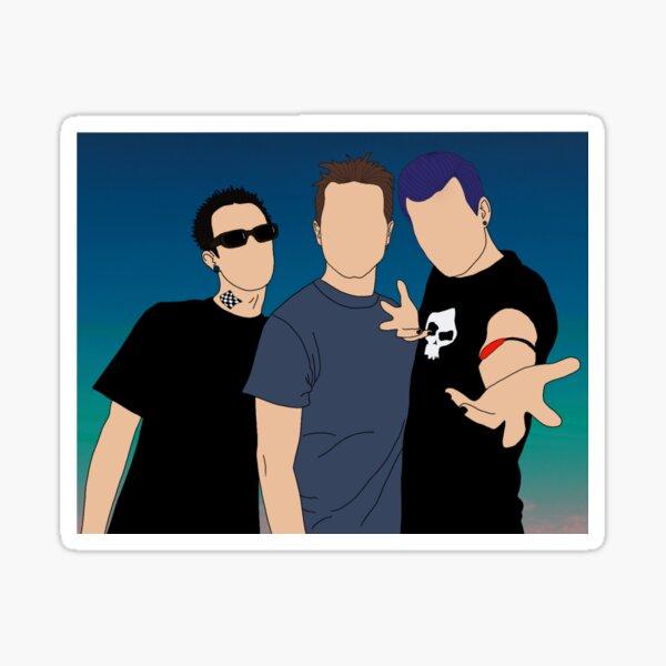 Die Mark Tom und Travis Show Sticker
