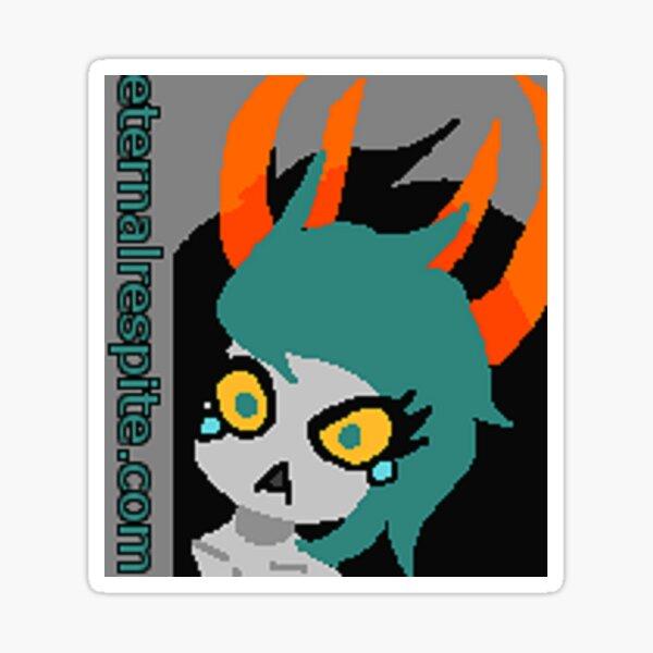 Sad Mikala Sticker