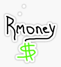 Mitt Romney Rmoney  2012 Sticker