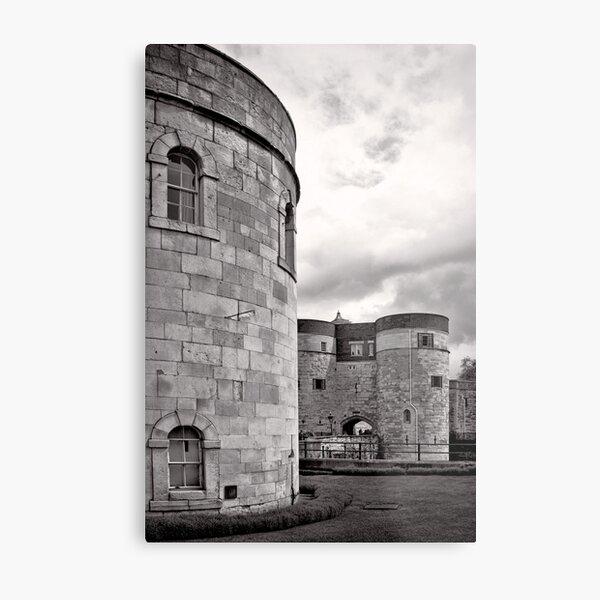 An imposing tower - London - Britain Metal Print