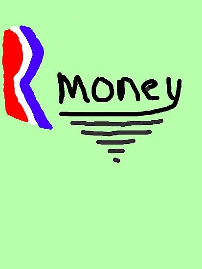 Mitt Romney also Rmoney  2012 by Tia Knight