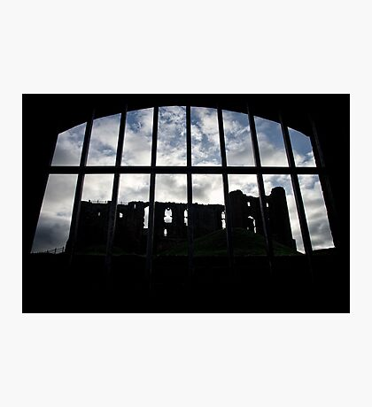 Room with a view - Kenilworth - Britain Photographic Print