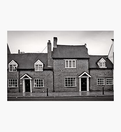 Welcome to Kenilworth - Britain Photographic Print