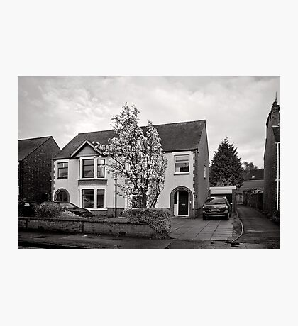 Pleasant Street - Kenilworth - Britain Photographic Print