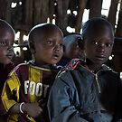 Maasai Kindergarten by Neville Jones