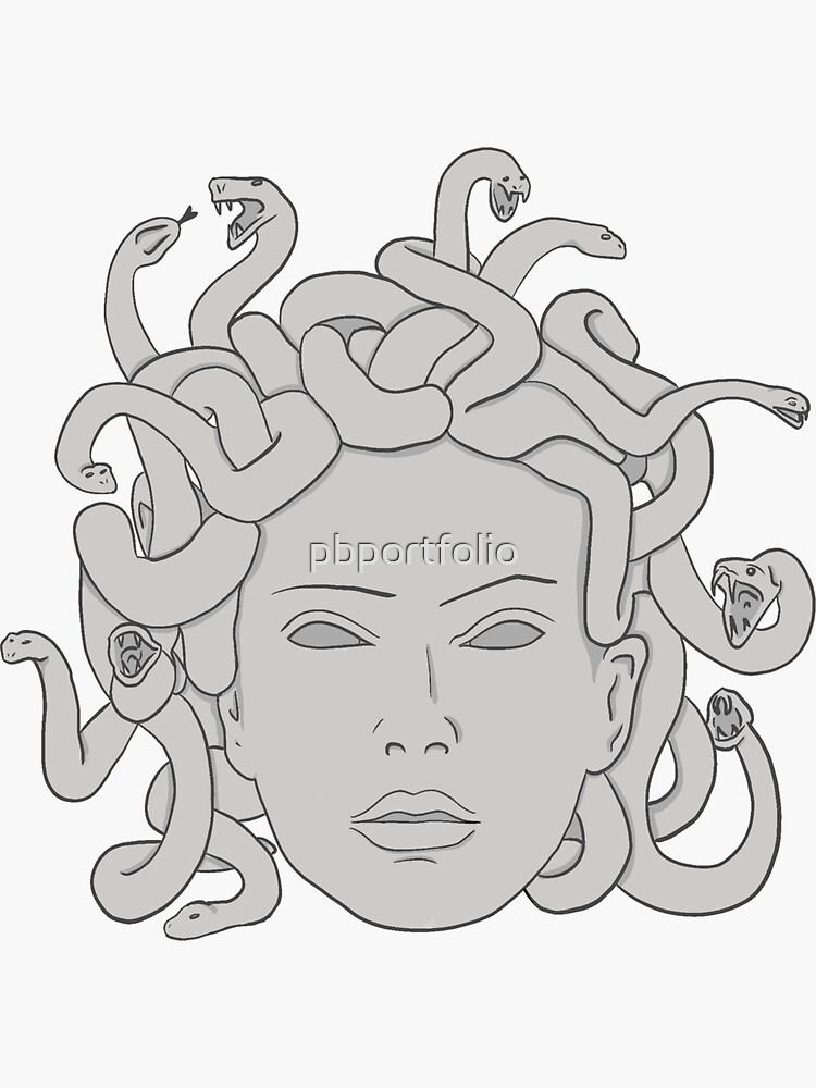 Head of Medusa by pbportfolio