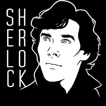 Sherlock Minimal by robynhinchman