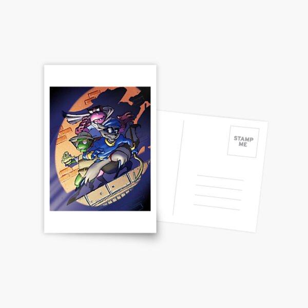 Cooper Gang Postcard