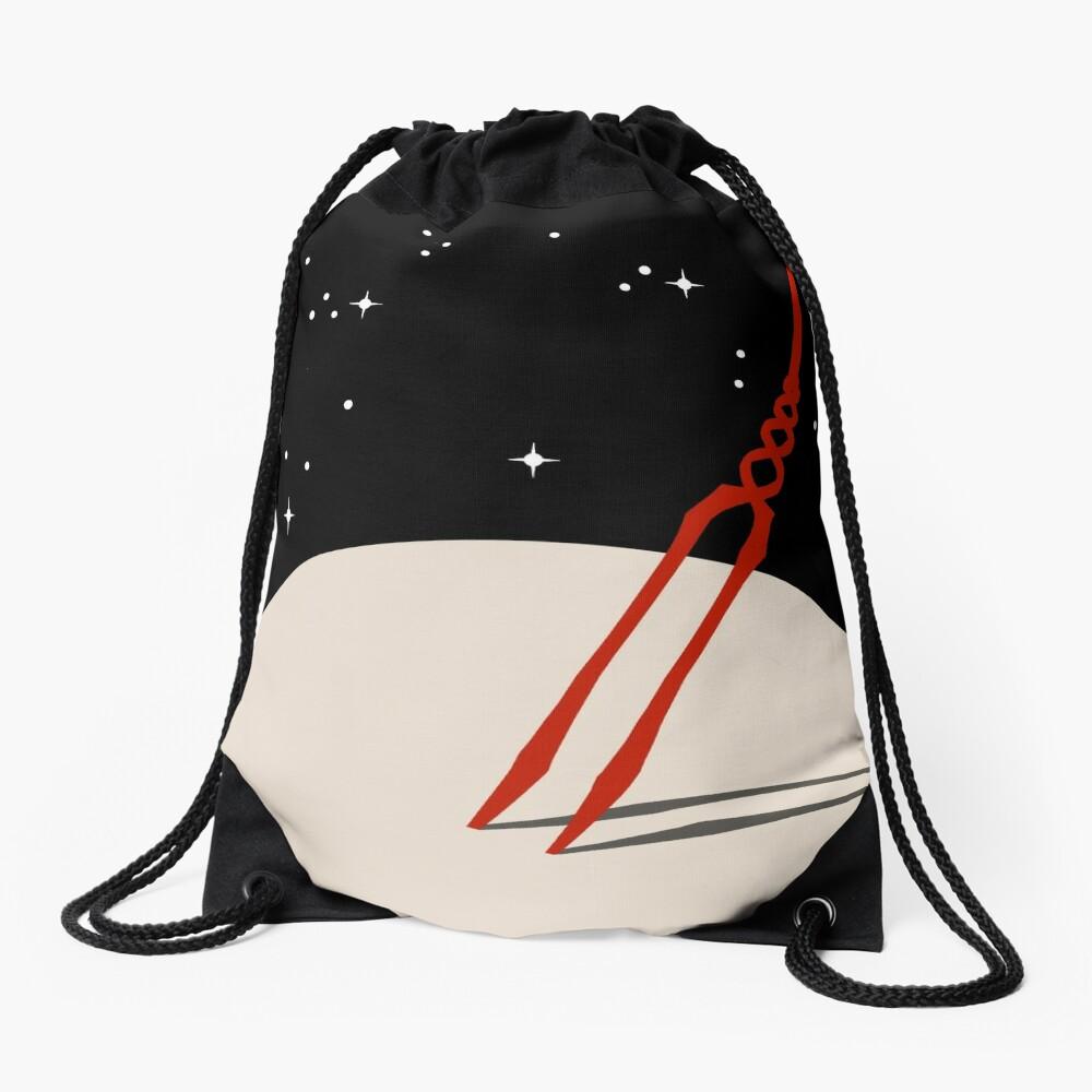 Lance of Longinus - no logo Drawstring Bag