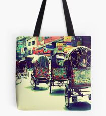 Cross Process #1 Tote Bag