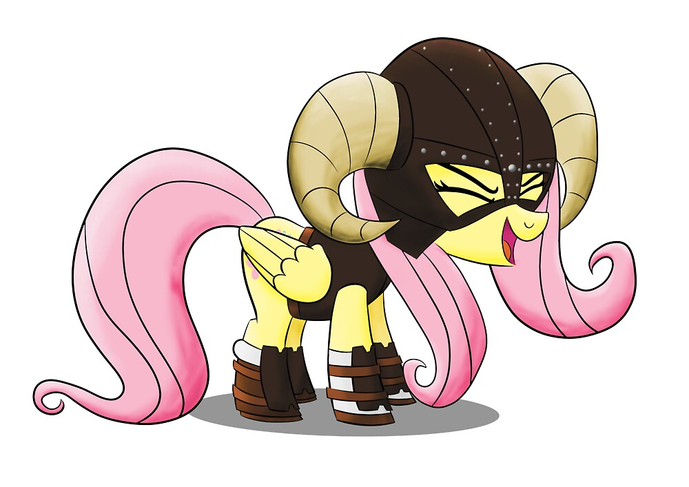 FUS RO yay (Fluttershy from My Little Pony: Friendship is Magic) by broniesunite