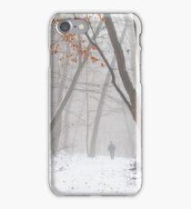 Misty Winter case iPhone Case/Skin