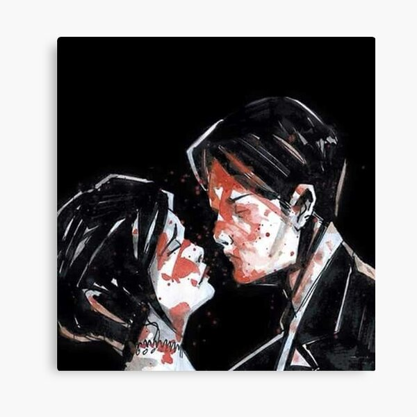 Three Cheers For Sweet Revenge Canvas Print
