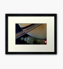 Scout Framed Print