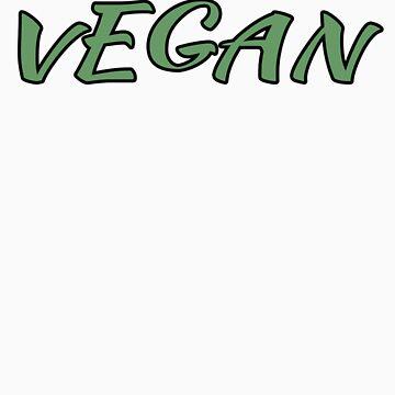 Vegan Shirt by jonathanhughes