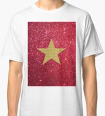 Sparkly gold star:) Classic T-Shirt