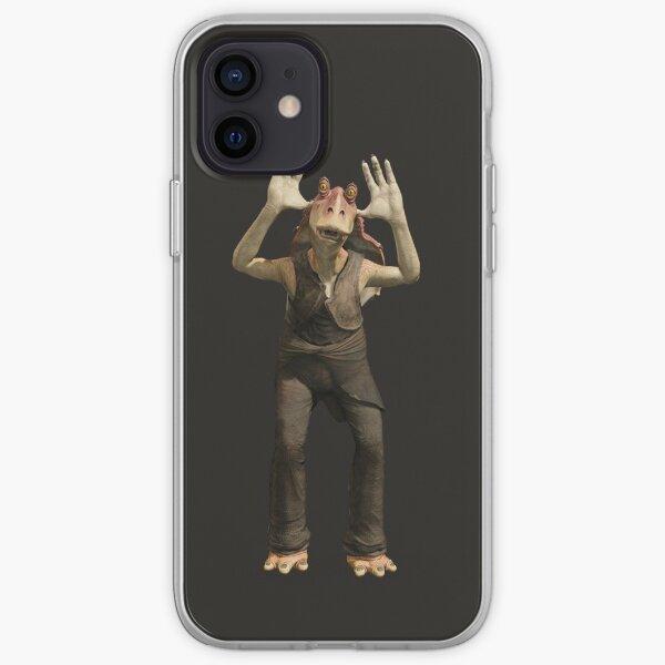jar jar binks iPhone Soft Case
