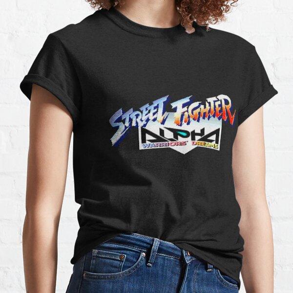 Street fighter ALPHA Classic T-Shirt