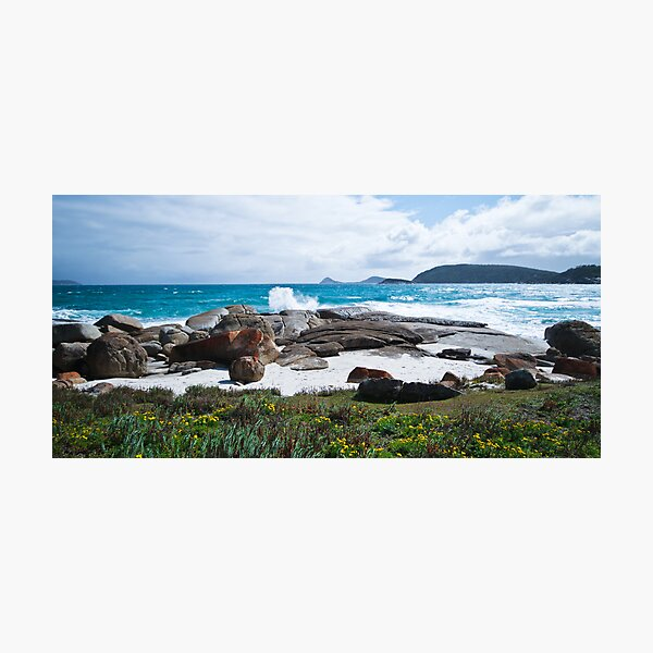 Squeaky Beach - Wilson's Promontory National Park Photographic Print