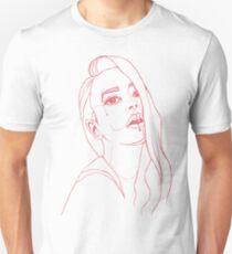 Lana Del Ray Illustration Unisex T-Shirt