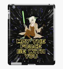 Jedi Mistress Yoda iPad Case/Skin