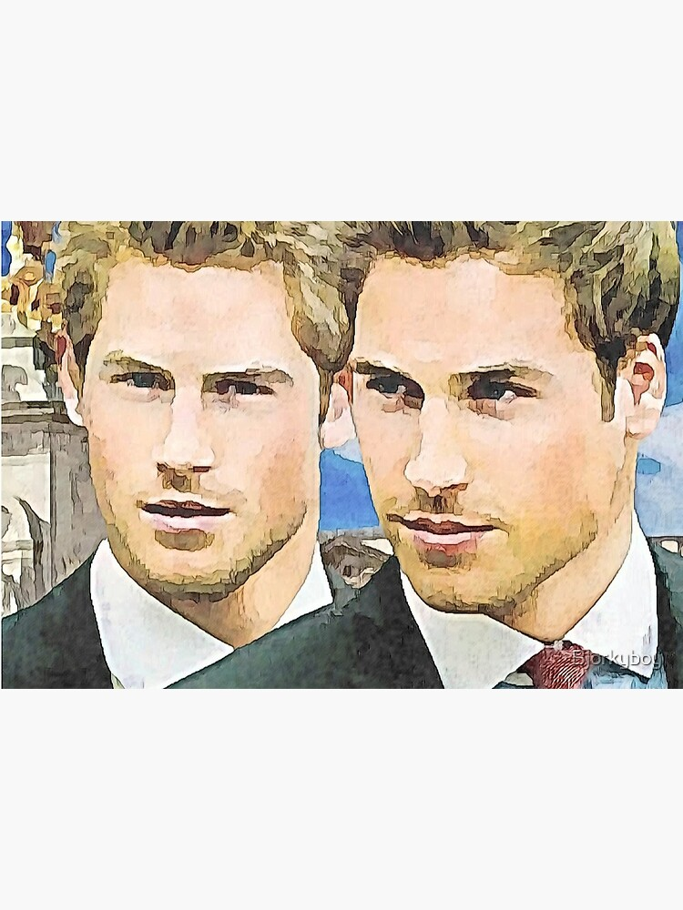 HARRY AND WILLS by Bjorkyboy